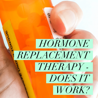 Hormonal Hell: How I'm Doing on Hormone Replacement Therapy – HRT