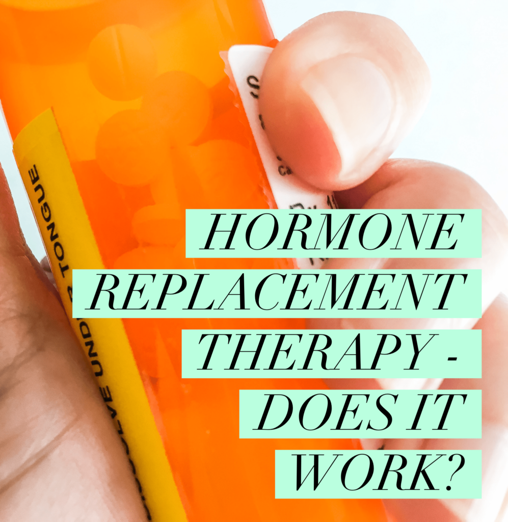 Hormone Replacement Therapy HRT Progesterone Pills What It's Like Hormonal Hell