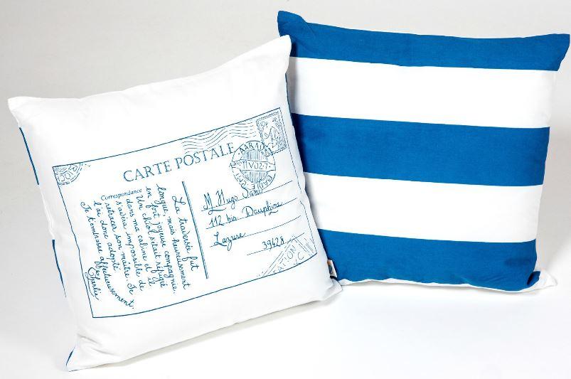 Atelier Edele Postcard Pillows