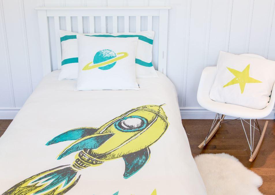Cutest Kids Organic Bedding Sets Get Green Be Well