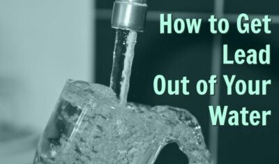 How to Get Lead Out of Water