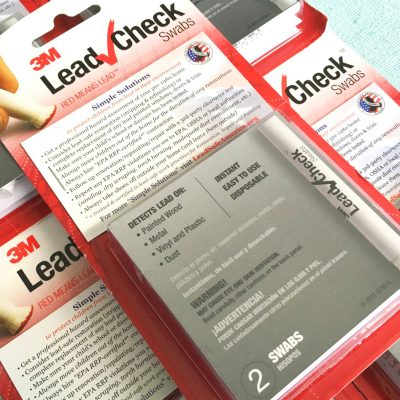 How to Get Lead Test Kits