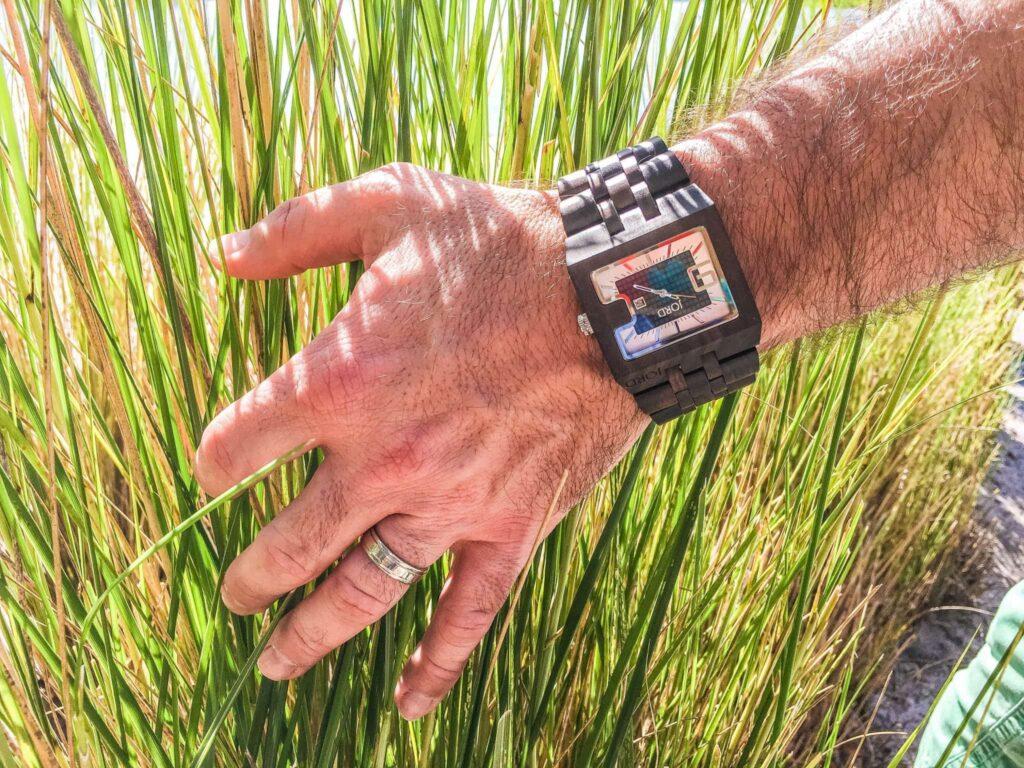 JORD Mens Luxury Wood Watch