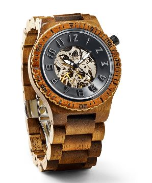 Wood Watch by JORD Luxury Mens Watch