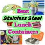 Best Stainless Steel Lunch Containers for Your Lunchbox