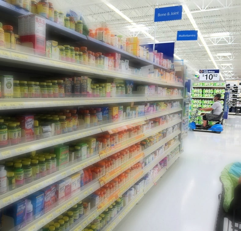 8 Healthy Things to Buy at Walmart