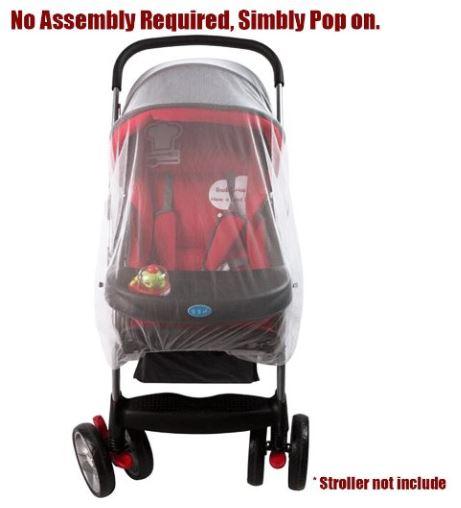 Zika Baby Stroller Cover