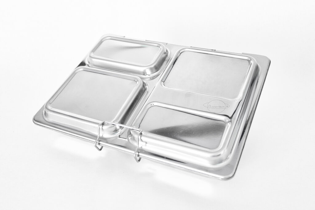 stainless steel lunchbox planetbox