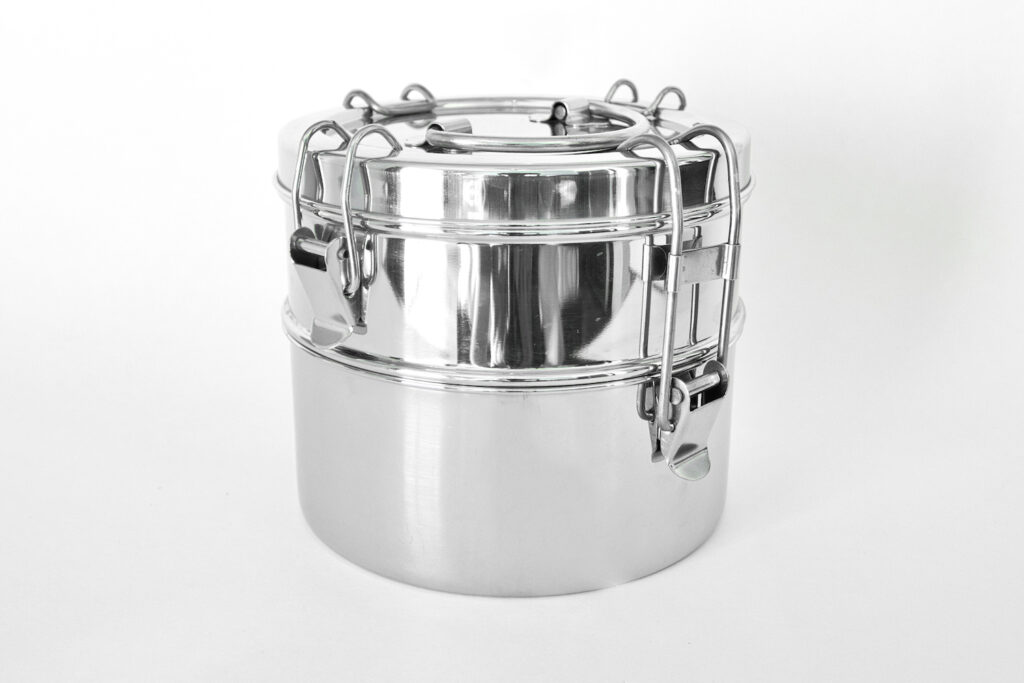 stainless steel tiffin lunchbox container to-go ware