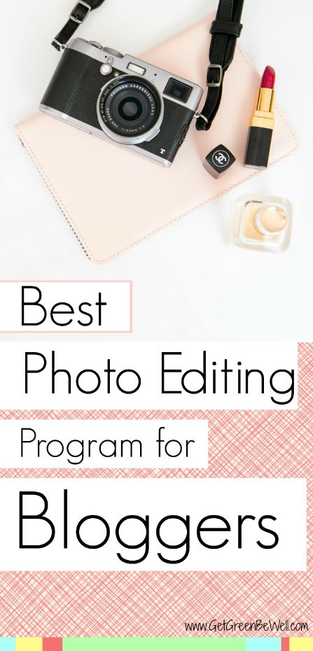The best photo editing program and app for bloggers. Easy to use and starts for free! This is the one that I use!
