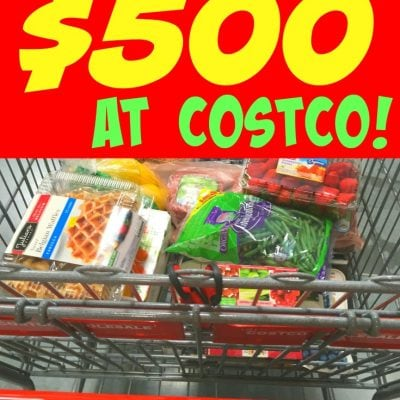 How I Saved $500 at Costco