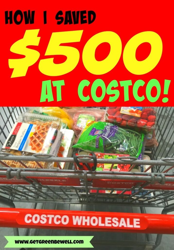 I saved more than $500 at Costco in one month! The deals and steals I got in July 2016 on food, health, home decor and more!