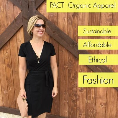 PACT Apparel: Organic, Sustainable, Affordable Fashion