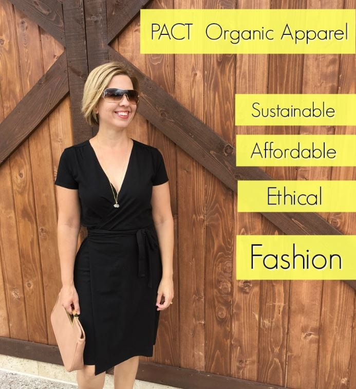 Sustainable fashion that's affordable and chic. That's what you'll find with the new PACT | Organic apparel clothing line.