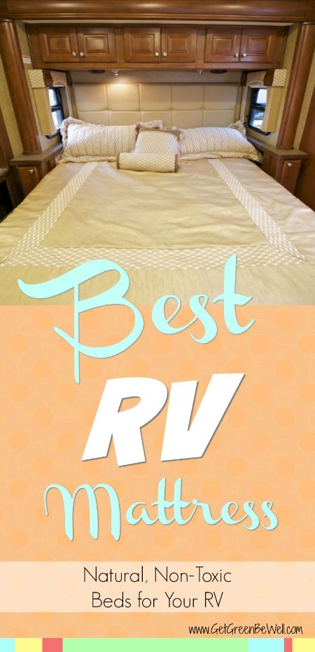 Best natural rv mattress where to buy a non toxic bed for How often should mattresses be replaced