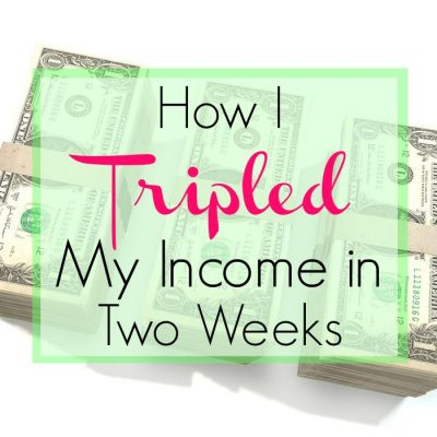 How I Tripled My Income in Two Weeks | Making Sense of Affiliate Marketing Course Review