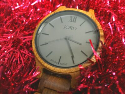 Engraved Wood Watch from JORD Makes a Perfect Gift