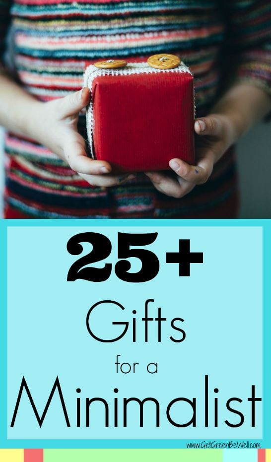 Best Gifts For A Minimalist Gift Guide For People Who
