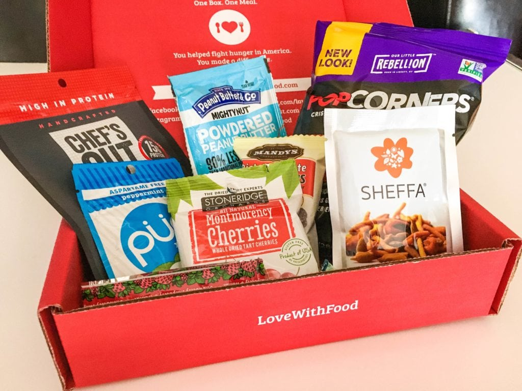 These are the best healthy subscription boxes! Perfect for gifts! I love to sample something new each month. I never have to worry about the ingredients or products in these healthy subscription boxes!