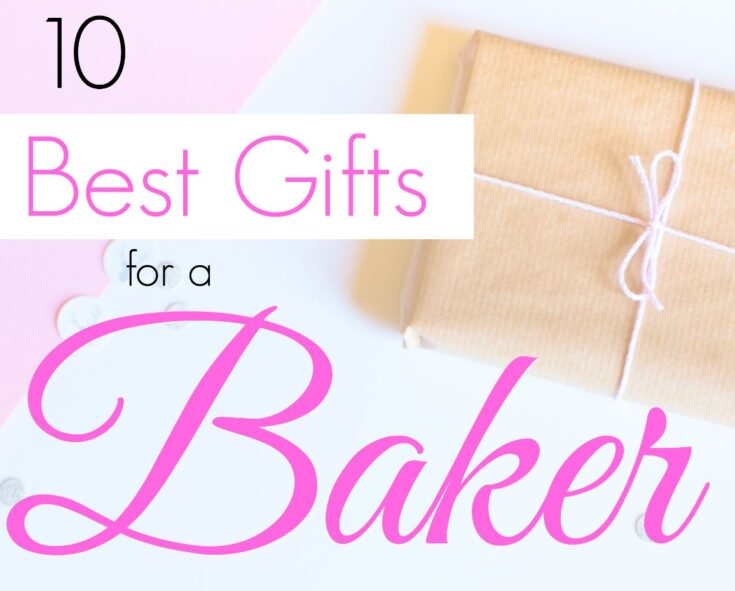 10 Best Useful Gifts for a Baker| Gift Guide