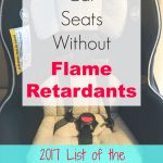 Car Seat Without Flame Retardants – Do They Exist?