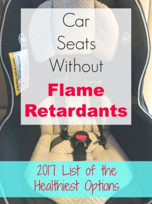 Kids car seats shouldn't expose them to toxic chemicals. The list of which car seats are the healthiest - and which have the most flame retardants. Shouldn't you know?