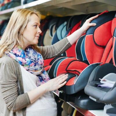 Car Seat Without Flame Retardants 2020