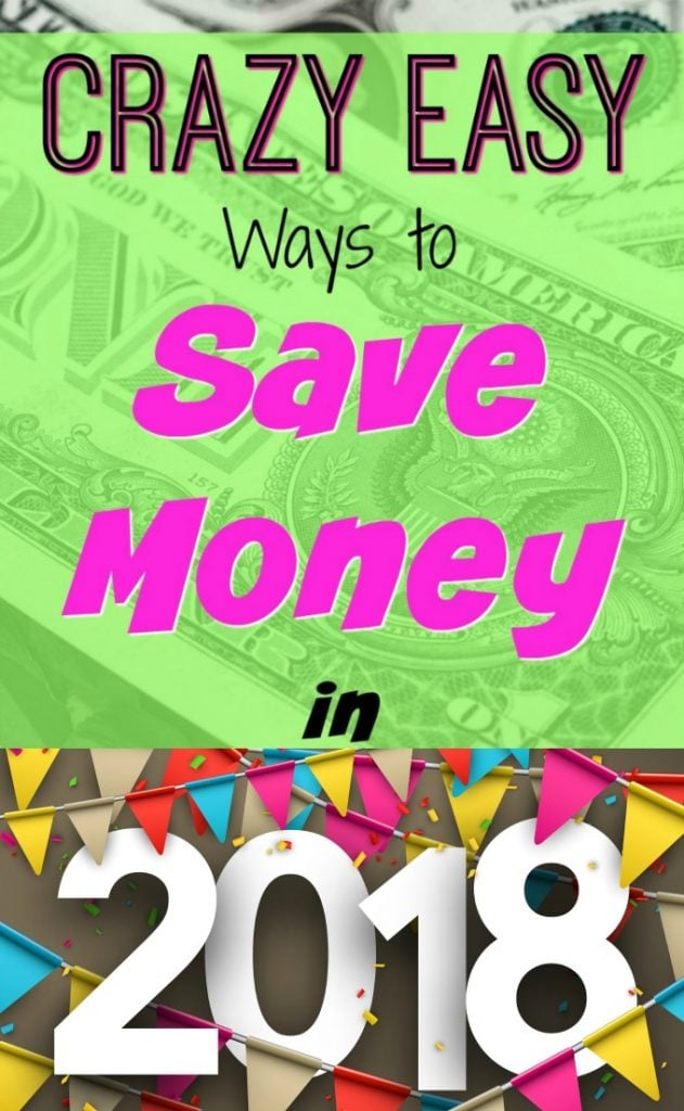 Super easy ways to save money in 2018! Stretch your budget farther with these simple apps and websites. Hassle free ways to add more income without a side hustle!