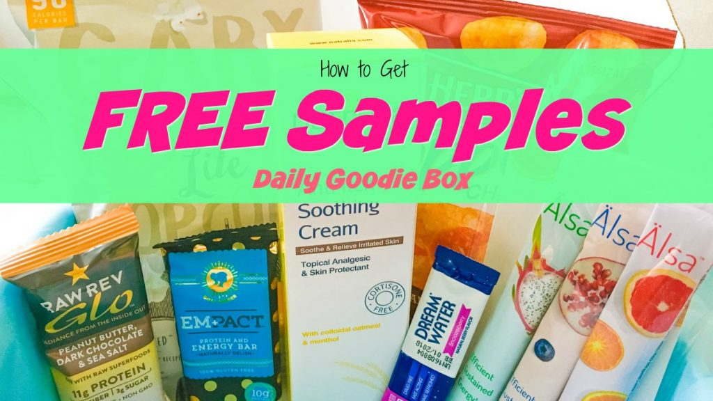 Wow! Free samples with absolutely no catch! Lots of free goodies in the mail that are healthy and natural. No gimmicks, no shipping fees, no credit card. Click to see how to join to get a box of free stuff to your mailbox.