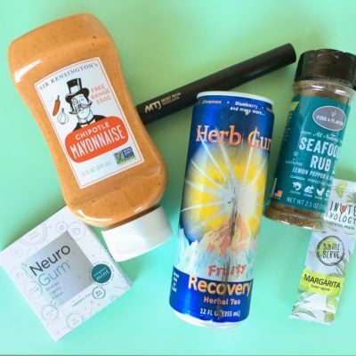 Daily Goodie Box Review – FREE Samples