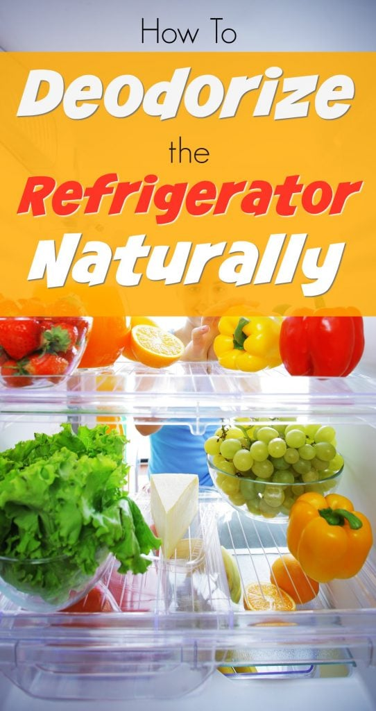 Get rid of smells in your refrigerator naturally. These non-toxic tips and gadgets remove the stink from your fridge without much work on your part! Nix the odor and save tons of money on food that would otherwise be thrown away with these natural remedies.