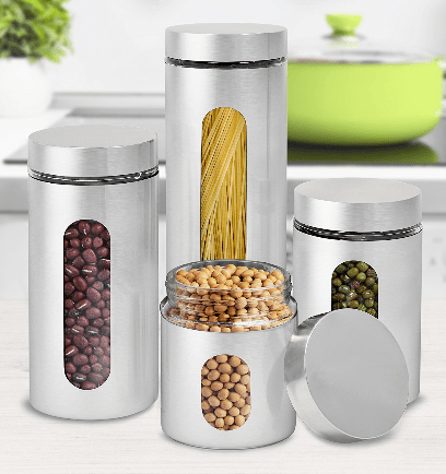 Plastic Free Food Storage Containers Get Green Be Well