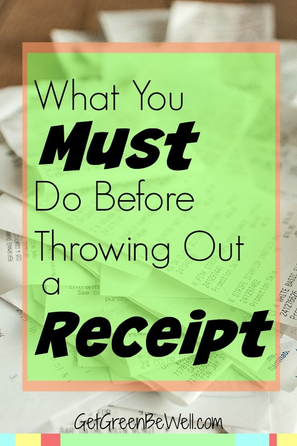 Old receipts? Make extra money with these apps that use your receipts for big savings! Make extra money easily by shopping!