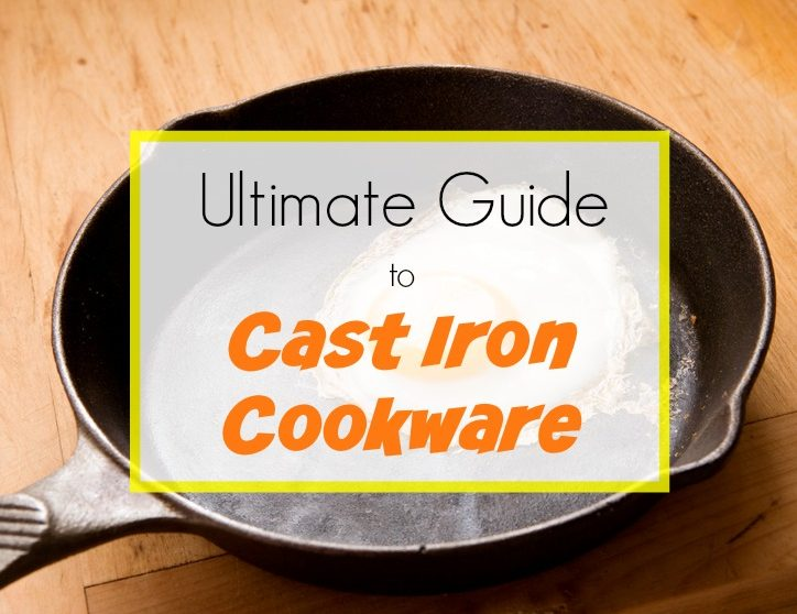 Everything to know about cast iron cookware! The myths, the benefits, the ways to clean. Find out the best types of cast iron pans and skillets, and enjoy cooking with a non-toxic pan that lasts forever.