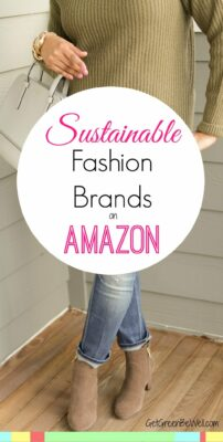 Sustainable Fashion Brands to Buy on Amazon