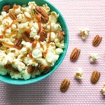 Cheddar Pecan Caramel Popcorn Recipe