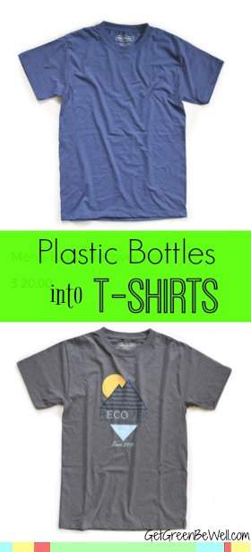 Plastic bottles can become t-shirts! This sustainable fashion company turns waste into clothing. Recover Brands is an ethical company doing good in the fashion industry. What clothes would you add to your wardrobe?