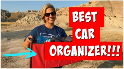 The Very Best Car Organizer