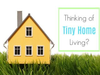 Tiny homes seem like a great idea, but are they for you? Hard questions to ask yourself before buying a tiny house and downsizing your life. If you're thinking of moving into a smaller home, you MUST read this!