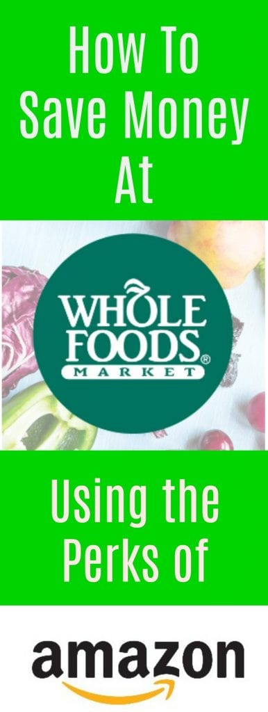 Amazon owns Whole Foods now, which means great savings at the grocery store for you! (Get a $30 bonus!) See how you can get natural and healthy foods for less using the benefits of Amazon. Save money both in the store and online.