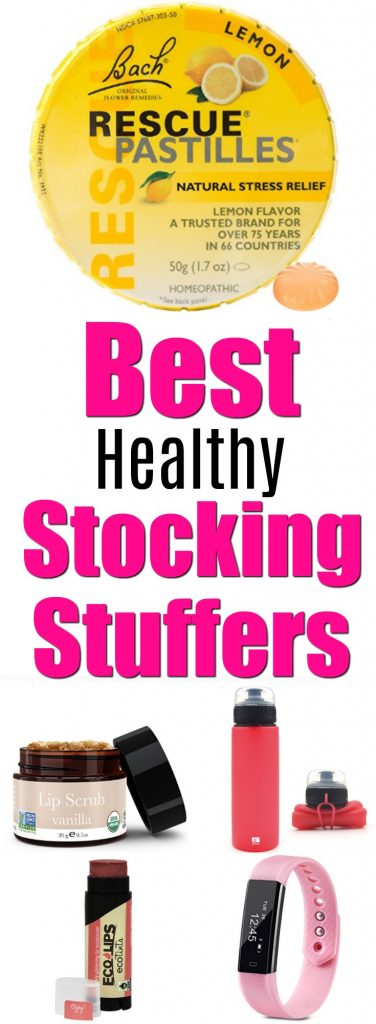 best healthy stocking stuffers gift guide get green be well