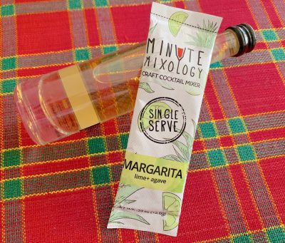 Minute Mixology Margarita Single Serve Packet On the Go Stocking Stuffer