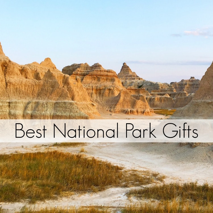 Best Gifts for National Park Lovers Gift Guide 2019