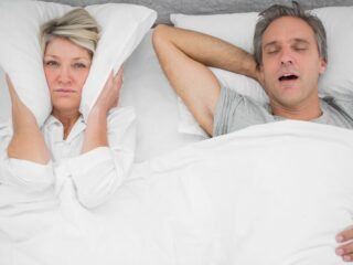 A pillow to stop snoring! Yes, it's true! The technology in this smart pillow will cause it to vibrate when snoring gets too loud, which encourages the snorer to turn over. That's not all of the cool gadgets in this pillow, either. Sleep better now. How can you wait another sleepless night? #sleepbetter #snoring