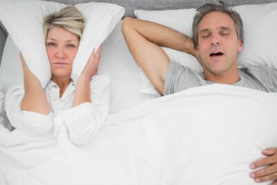 Get This Pillow To Stop Snoring