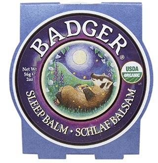 badger sleep balm for stress and anxiety