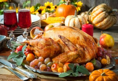 How Not to Get Sick From Turkey This Thanksgiving!