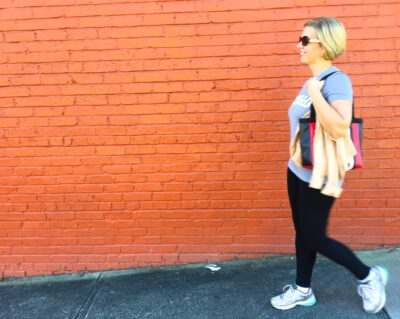 Urban Walking for Fun and Fitness