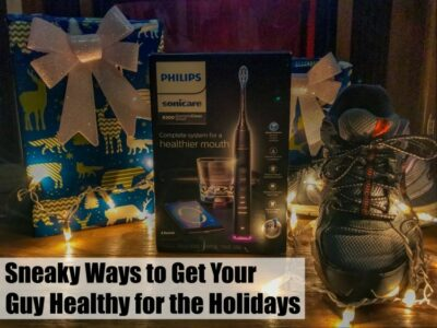 Sneaky Ways to Improve Your Guys Health During the Holidays