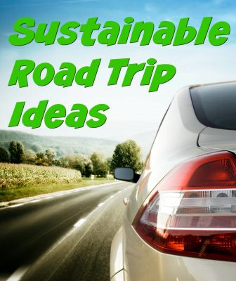 Want to save money on vacation? Be sure to use these sustainable road trip ideas!